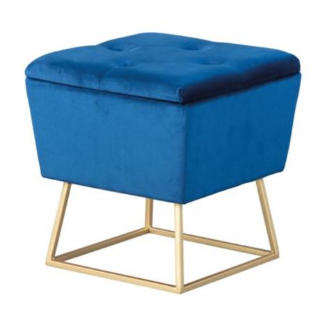 square bleu