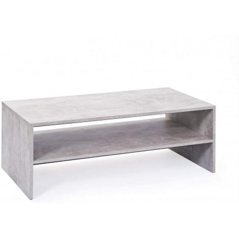 Table basse design de salon Blanche