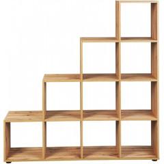 DAMIEN meuble séparateur 10 cases