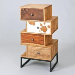 SUMATRA meuble à tiroirs
